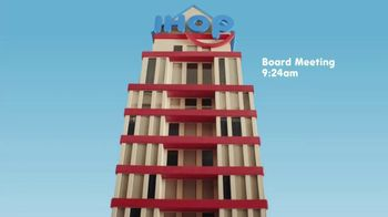 IHOP Cereal Pancakes TV Spot, 'Board Meeting' - Thumbnail 1