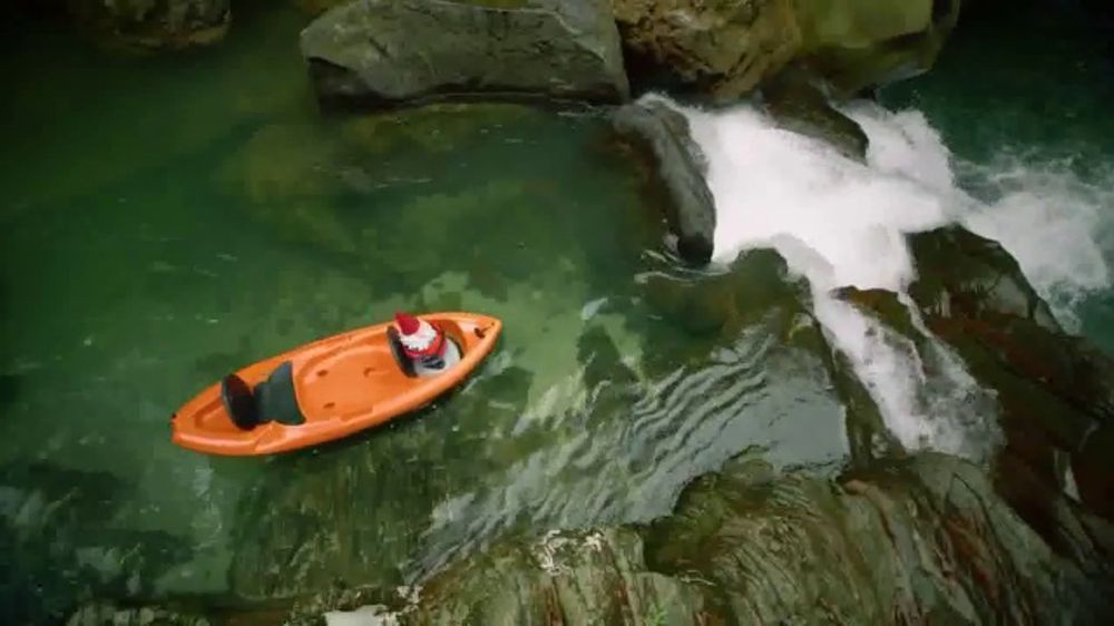 Travelocity TV Commercial, 'Wish You Were Here: Kayak Built for Two'
