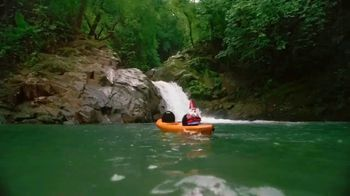 Travelocity TV Spot, 'Wish You Were Here: Kayak Built for Two' - Thumbnail 3