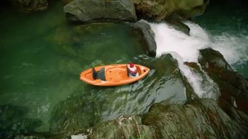 Travelocity TV Spot, 'Wish You Were Here: Kayak Built for Two' - Thumbnail 8