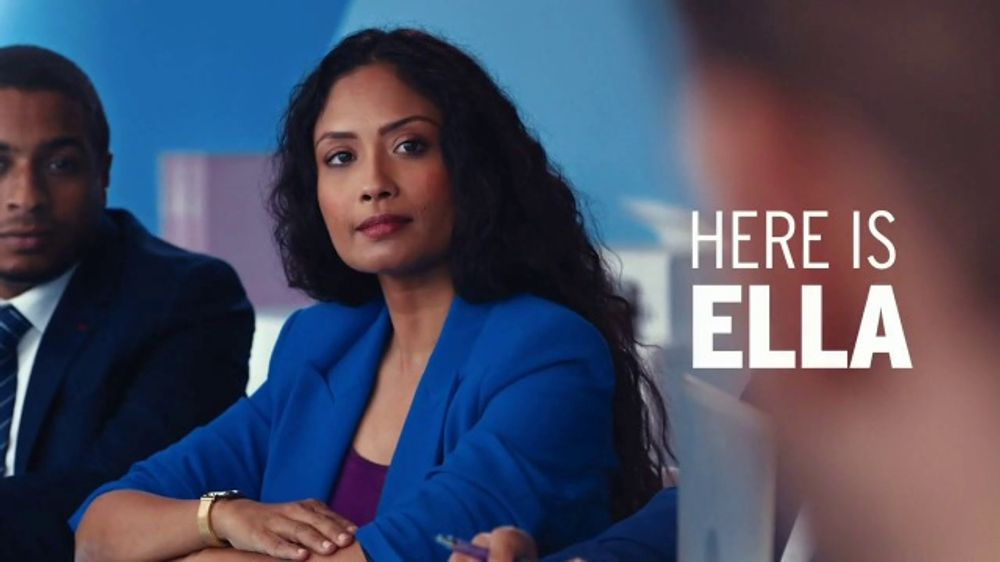 Poise TV Commercial, 'Ella'