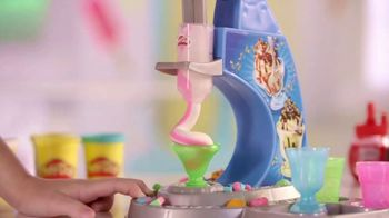 Play-Doh Kitchen Creations Drizzy Ice Cream Playset TV Spot, 'We All Scream'