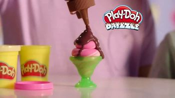 Play-Doh Kitchen Creations Drizzy Ice Cream Playset TV Spot, 'We All Scream' - Thumbnail 3