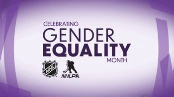 The National Hockey League (NHL) TV Spot, 'Gender Equality Month: Next Generation' - Thumbnail 1