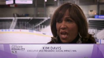 The National Hockey League (NHL) TV Spot, 'Gender Equality Month: Next Generation' - Thumbnail 3