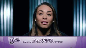The National Hockey League (NHL) TV Spot, 'Gender Equality Month: Next Generation' - Thumbnail 8