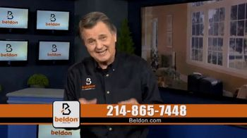Beldon Windows TV Spot, 'Satisfied Customers: 10 Percent Instant Rebate'