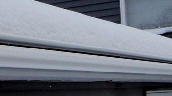 LeafGuard of Colorado Winter Half Off Sale TV Spot, 'Heavy Snow' - Thumbnail 1
