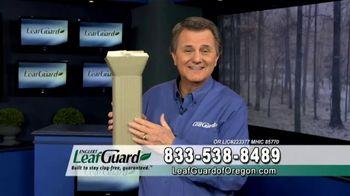 LeafGuard of Oregon Winter Half Off Sale TV Spot, 'One More Reason' - Thumbnail 3