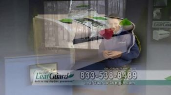 LeafGuard of Oregon Winter Half Off Sale TV Spot, 'One More Reason' - Thumbnail 4