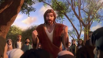 CBN Superbook TV Spot, 'The Sermon on the Mount: Double Feature' - Thumbnail 9