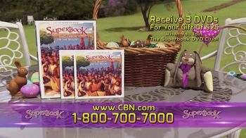 CBN Superbook TV Spot, 'The Sermon on the Mount: Double Feature' - Thumbnail 5