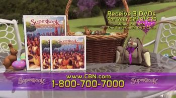CBN Superbook TV Spot, 'The Sermon on the Mount: Double Feature' - Thumbnail 6