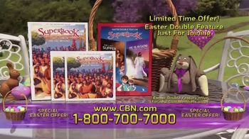 CBN Superbook TV Spot, 'The Sermon on the Mount: Double Feature' - Thumbnail 7