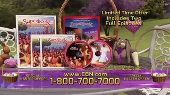 CBN Superbook TV Spot, 'The Sermon on the Mount: Double Feature' - Thumbnail 8