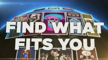 WWE Shop TV Spot, 'Join the Universe: 50 Percent Off Championship Titles & Tees' Song by Krissie Karlsson - Thumbnail 6