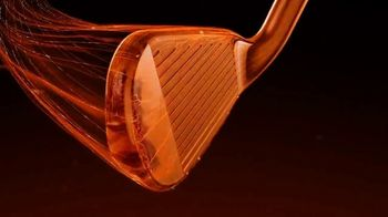 Callaway Mavrik TV Spot, 'The Future of Iron Design'