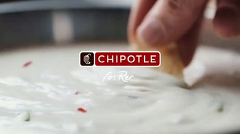 Chipotle Mexican Grill Queso Blanco TV Spot, 'For Those Who Love Queso' - Thumbnail 10