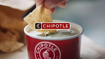 Chipotle Mexican Grill Queso Blanco TV Spot, 'Chef Chad' - Thumbnail 9