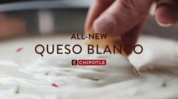 Chipotle Mexican Grill Queso Blanco TV Spot, 'Chef Chad' - Thumbnail 1