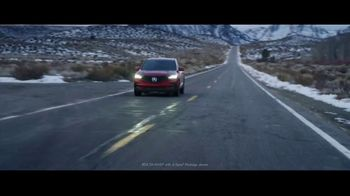Acura Presidents Day Event TV Spot, 'Watch This: Snow' [T2] - Thumbnail 1