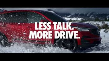 Acura Presidents Day Event TV Spot, 'Watch This: Snow' [T2] - Thumbnail 8