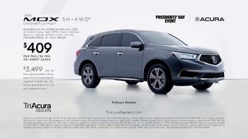 Acura Presidents Day Event TV Spot, 'Watch This: Snow' [T2] - Thumbnail 9