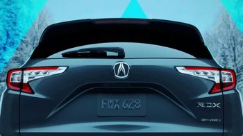 2020 Acura RDX TV Spot, 'Designed: Snow' [T2] - Thumbnail 4