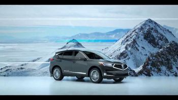 2020 Acura RDX TV Spot, 'Designed: Snow' [T2] - Thumbnail 7