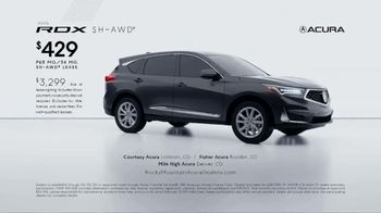 2020 Acura RDX TV Spot, 'Designed: Snow' [T2] - Thumbnail 9