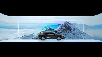 2020 Acura RDX TV Spot, 'Designed: Snow' [T2]