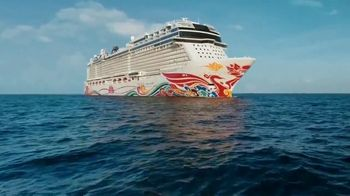 Norwegian Cruise Line TV Spot, 'This Is Just for Us: Open Bar' Song by Fitz and the Tantrums - Thumbnail 5
