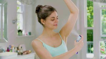Degree Advanced Protection Dry Spray TV Spot, '72 horas' [Spanish]