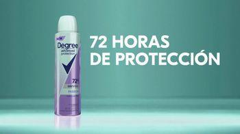 Degree Advanced Protection Dry Spray TV Spot, '72 horas' [Spanish] - Thumbnail 9