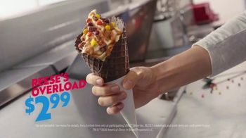 Sonic Drive-In Reese's Overload Waffle Cone TV Spot, 'Chocolate' - Thumbnail 9