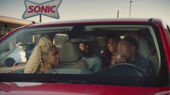 Sonic Drive-In Jr. Double Stack TV Spot, 'Smacking' - Thumbnail 7