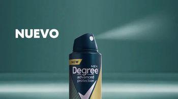 Degree Men Advanced Protection Dry Spray TV Spot, 'Instante' [Spanish] - Thumbnail 6