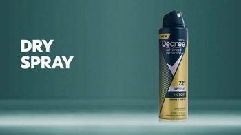 Degree Men Advanced Protection Dry Spray TV Spot, 'Instante' [Spanish] - Thumbnail 7