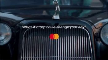 Mastercard TV Spot, 'Tap & Go: Coffee Stand' Featuring Justin Rose, Tom Watson - Thumbnail 1