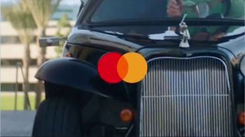 Mastercard TV Spot, 'Tap & Go: Coffee Stand' Featuring Justin Rose, Tom Watson - Thumbnail 10