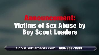 Pintas & Mullins Law Firm TV Spot, 'Boy Scout Settlements' - Thumbnail 1