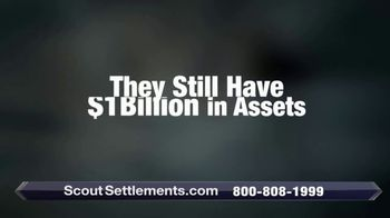 Pintas & Mullins Law Firm TV Spot, 'Boy Scout Settlements' - Thumbnail 2