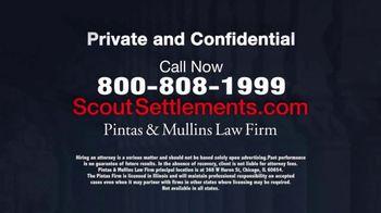 Pintas & Mullins Law Firm TV Spot, 'Boy Scout Settlements' - Thumbnail 6