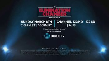 DIRECTV TV Spot, '2020 WWE Elimination Chamber' - Thumbnail 10