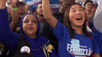 Bernie 2020 TV Spot, 'Fight for Someone You Don't Know' - Thumbnail 5