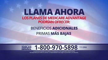 MedicareAdvantage.com TV Spot, 'Llama ahora: $1,200 dólares' [Spanish]