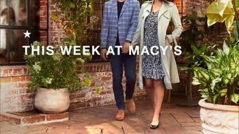 Macy's TV Spot, 'Feels Like Spring' - Thumbnail 1