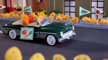 Goldfish Veggie Crackers TV Spot, 'Parade' - Thumbnail 3