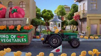 Goldfish Veggie Crackers TV Spot, 'Parade' - Thumbnail 4