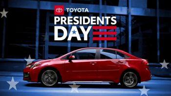 Toyota Presidents Day TV Spot, 'Dear Wallet' [T2] - Thumbnail 2